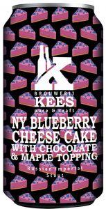 [kuva: Kees NY Blueberry Cheese Cake tölkki(© Alko)]