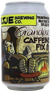 [kuva: Uiltje Grandpa's Caffeine Fix Vol. 2 tölkki(© Alko)]