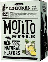 [kuva: Classic Cocktails Mojito hanapakkaus]