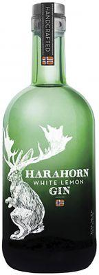 [kuva: Harahorn White Lemon Gin(© Alko)]