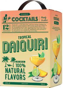 [kuva: Classic Cocktails Tropical Daiquiri hanapakkaus(© Alko)]