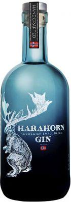 [kuva: Harahorn Norwegian Small Batch Gin(© Alko)]