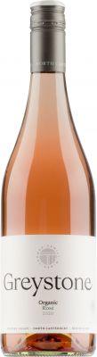 [kuva: Greystone Organic Pinot Noir Rose 2020(© Alko)]