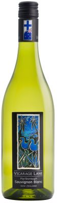 [kuva: Vicarage Lane Marlborough Sauvignon Blanc 2016]