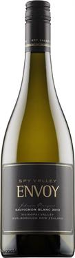 [kuva: Spy Valley Envoy Johnson Vineyard Sauvignon Blanc 2013(© Alko)]
