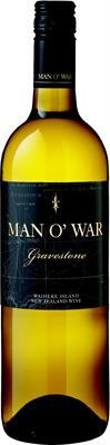 [kuva: Man O´War Gravestone Sauvignon Blanc Semillon 2012(© Alko)]