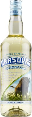 [kuva: Grasovka Bisongrass Vodka(© Alko)]
