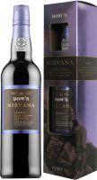 [kuva: Dow's Nirvana Reserve Port lahjapakkaus]