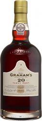 [kuva: Graham's Aged 20 Years Tawny Port]