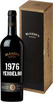 [kuva: Blandy's Verdelho Vintage Madeira 1976]