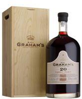 [kuva: Graham's 20Y Old Tawny Port]