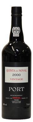 [kuva: Quinta do Noval Vintage Port 2000(© Alko)]