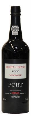 [kuva: Quinta do Noval Vintage Port 2000(© Alko)]