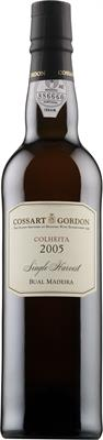 [kuva: Cossart Gordon Colheita Single Harvest Bual Madeira 2005(© Alko)]