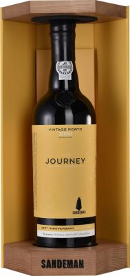 [kuva: Sandeman Porto The Journey Vintage 2000(© Alko)]