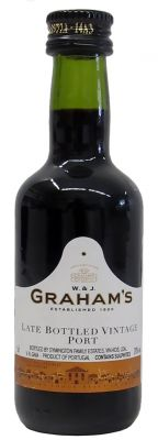 [kuva: Graham's Late Bottled Vintage Port 2012(© Alko)]