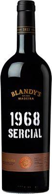 [kuva: Blandy's Sercial 1968 Vintage Madeira 1968(© Alko)]