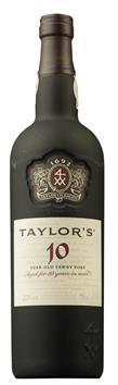 [kuva: Taylor's 10 Year Old Tawny Port(© Alko)]