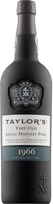 [kuva: Taylor's Very Old Single Harvest Port 1966(© Alko)]