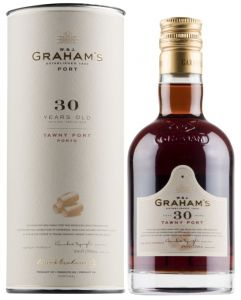 [kuva: Graham's 30 Years Old Tawny Port(© Alko)]