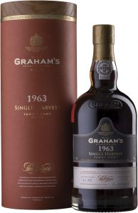 [kuva: Graham's Single Harvest Tawny Port 1963(© Alko)]