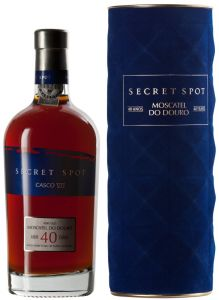 [kuva: Secret Spot Moscatel do Douro 40 Years(© Alko)]