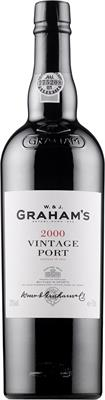 [kuva: Graham's Vintage Port 2000]