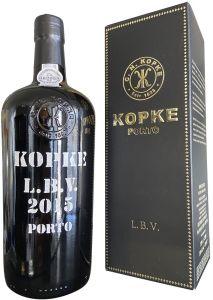 [kuva: Kopke Late Bottled Vintage 2015(© Alko)]