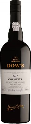 [kuva: Dow's Colheita Single Harvest Tawny Port 2002]