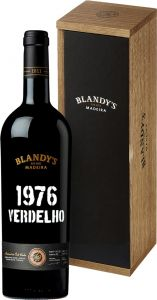 [kuva: Blandy's Verdelho Vintage Madeira 1976(© Alko)]