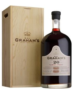 [kuva: Graham's 20Y Old Tawny Port(© Alko)]