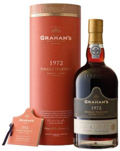 [kuva: Graham's Single Harvest Tawny Port 1972(© Alko)]