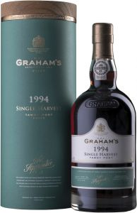 [kuva: Graham's Single Harvest Tawny Port 1994(© Alko)]