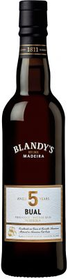 [kuva: Blandy's 5 Year Old Bual Madeira(© Alko)]