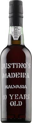 [kuva: Justino's Malvasia 10 Years Old Madeira(© Alko)]