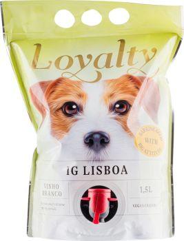 [kuva: Loyalty Branco Portugal viinipussi(© Alko)]