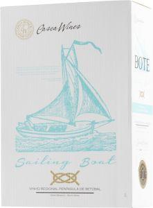 [kuva: Casca Wines Sailing Boat hanapakkaus(© Alko)]