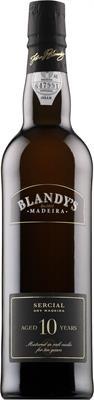[kuva: Blandy's Sercial Dry Madeira Aged 10 Years(© Alko)]