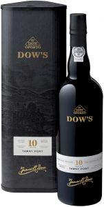 [kuva: Dow's 10 Year Old Tawny Port(© Alko)]