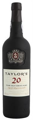 [kuva: Taylor's 20 Year Old Tawny Port(© Alko)]