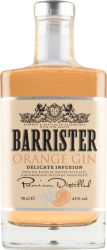 [kuva: Barrister Orange Gin]