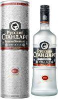 [kuva: Russian Standard Vodka lahjapakkaus]