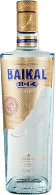 [kuva: Baikal Ice Vodka(© Alko)]