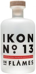 [kuva: In Flames Ikon No 13 Gin]