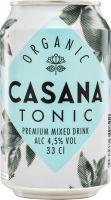 [kuva: Casana Tonic Organic Mixed Drink tölkki]
