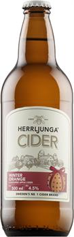 [kuva: Herrljunga Winter Orange Cider(© Alko)]