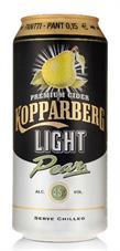 [kuva: Kopparberg Pear Cider Light tölkki(© Alko)]