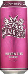 [kuva: Silver Star Raspberry Sling Long Drink(© Alko)]