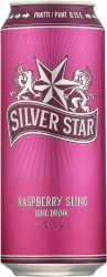 [kuva: Silver Star Raspberry Sling Long Drink(© Alko)]