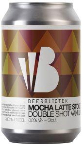 [kuva: Beerbliotek Mocha latte double shot vanilla tölkki(© Alko)]
